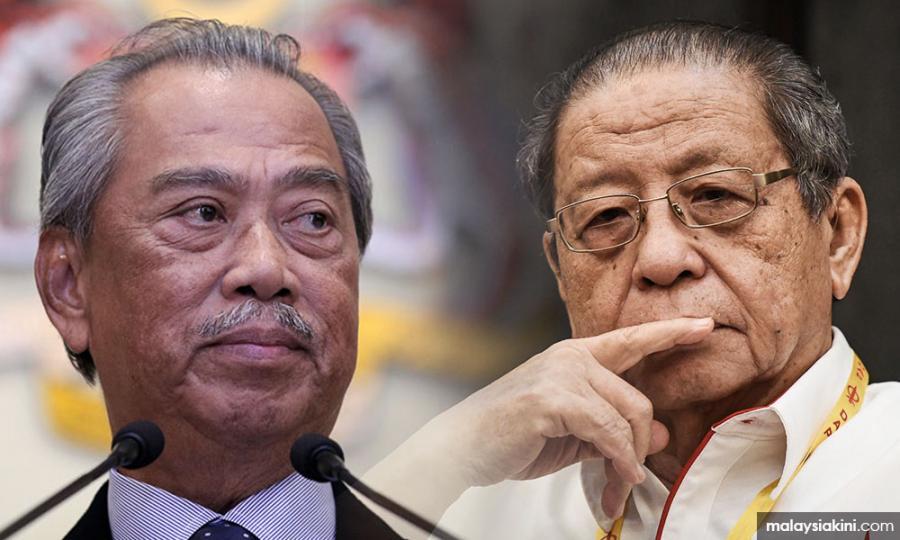 Malaysiakini - Adakah Muhyiddin akan kekal sebagai PM pada Khamis depan?